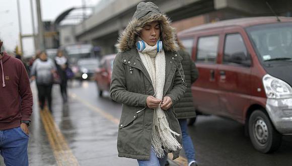 El frío aún se siente en Lima a poco de que se acabe la temporada de invierno. (Foto: GEC)