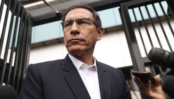 Martín Vizcarra (Perú21)