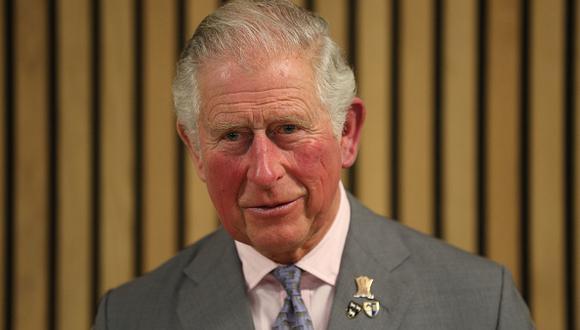 Príncipe Carlos acabó su cuarentena voluntaria en Escocia. (Getty)