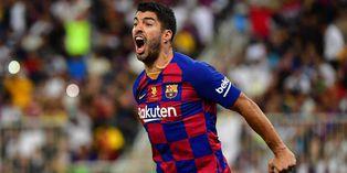 Luis Suárez tienen un objetivo: alcanzar a un histórico de Barcelona tras superar su lesión