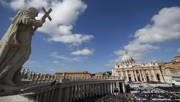 Plaza de San Pedro en el Vaticano. (Reuters)