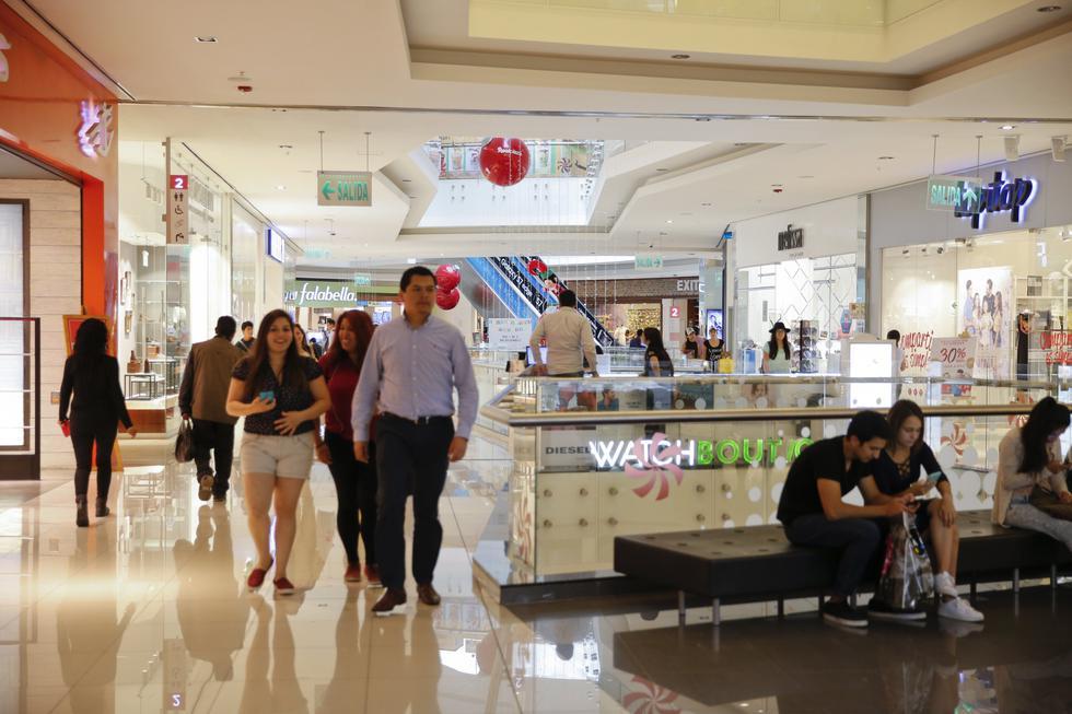Municipalidad de Jesús María cerró temporalmente el centro comercial Real Plaza. (GEC)