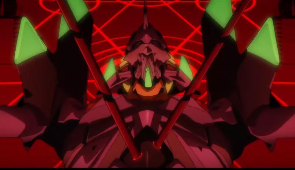 """Salió el téaser de """"Evangelion: 3.0+1.0"""" estrenó téaser y promete full acción. (Imagen: Captura YouTube)"""