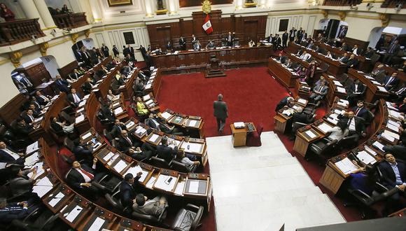 Algunos sectores políticos representados en el Parlamento arremeten contra el periodismo de investigación. (Foto: GEC)