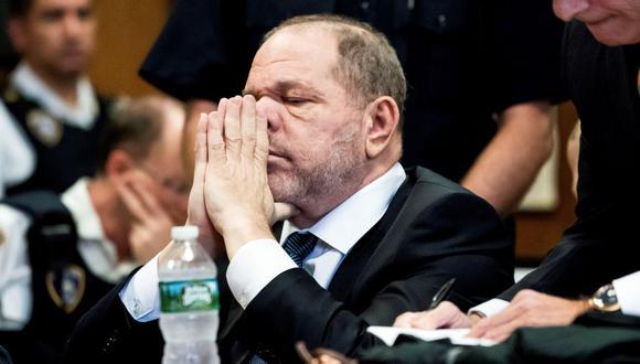 Harvey Weinstein fue citado para el próximo 7 de marzo a la corte de Nueva York a una audiencia previa a su juicio. (Foto: EFE)