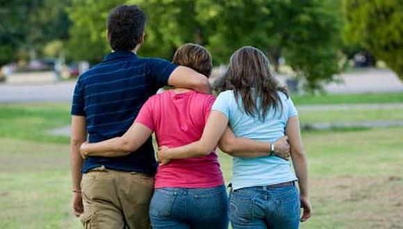 El soporte emocional en familia es básico. (Internet)