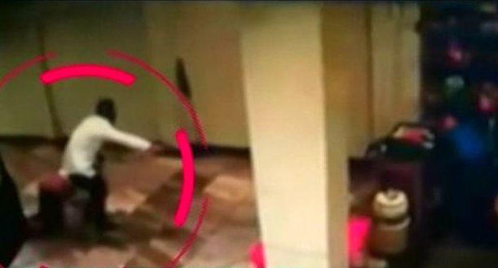 La Policía Nacional investiga el asalto. (Foto: Captura/Latina)