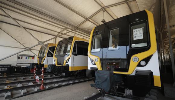 La Línea 2 del Metro de Lima aún se encuentra en proceso de construcción. (Foto: GEC)