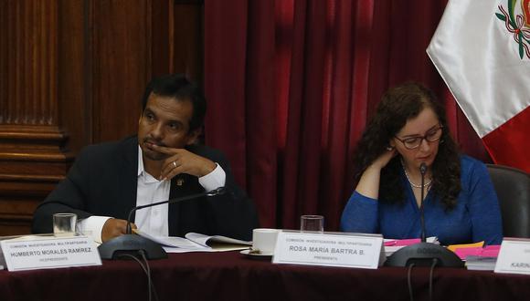 El congresista del Frente Amplio, Humberto Morales, había considerado que la Comisión Lava Jato buscaba blindar a políticos como Keiko Fujimori. (Foto: USI)