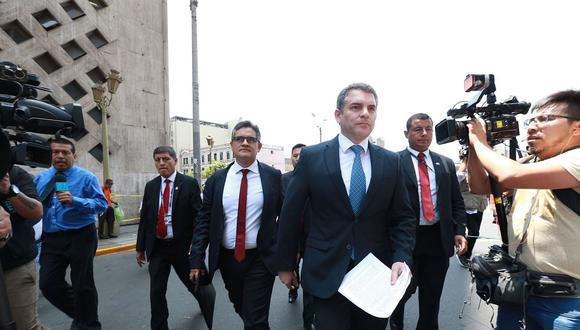 El fiscal superior Rafael Vela Barba había solicitado que el Equipo Especial conozca casos de presuntos delitos tributarios de Odebrecht. (Foto: Andina)