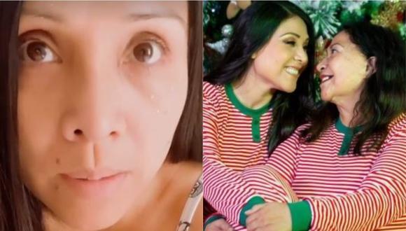 Tula Rodríguez revela que su mamá se encuentra delicada de salud. (Foto: @tulaperu)