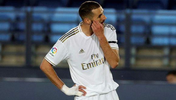 Karim Benzema quería dejar el Real Madrid en la etapa de José Mourinho como entrenador. (Foto: EFE)