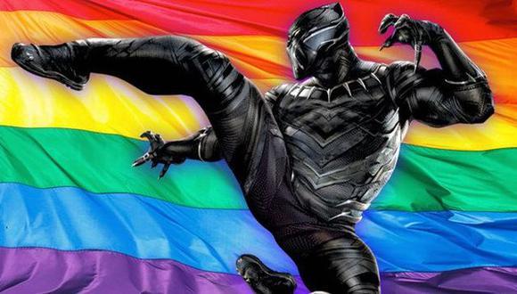¿Pantera negra presentará a los primeros personajes homosexuales de las películas de Marvel? (Marvel/Cinescape)