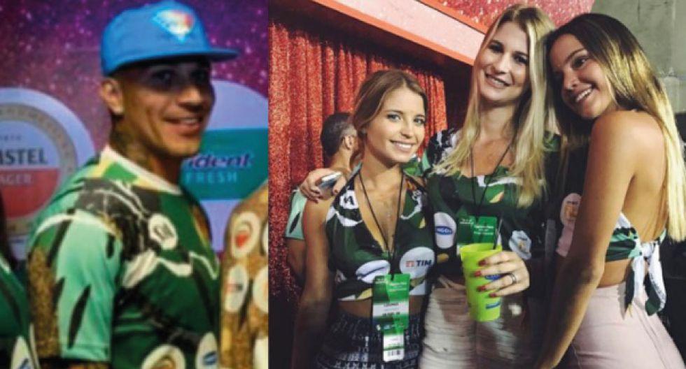 La actriz fue relacionada en una oportunidad con Paolo Guerrero, con quien coincidió en Brasil. Ella salió a desmentir un acercamiento con el futbolista pese a que era amiga cercana del 'Chino' Take, hombre de confianza del jugador del Flamengo.