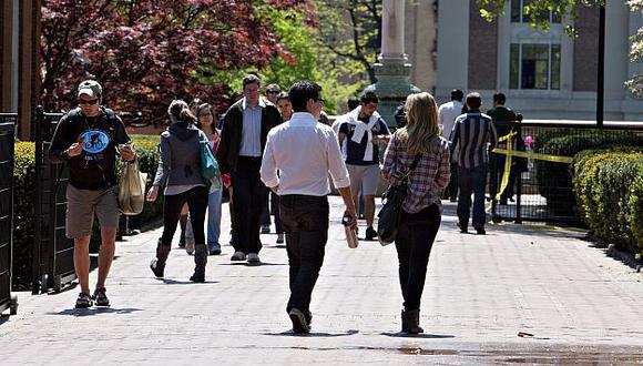 Casa de estudios cuenta con 16,500 alumnos matriculados. (Referencial/Bloomberg)