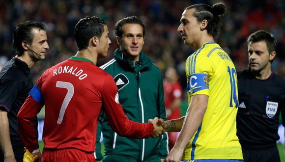 AHORA O NUNCA. Suecia necesita de un gran Zlatan. (AP)