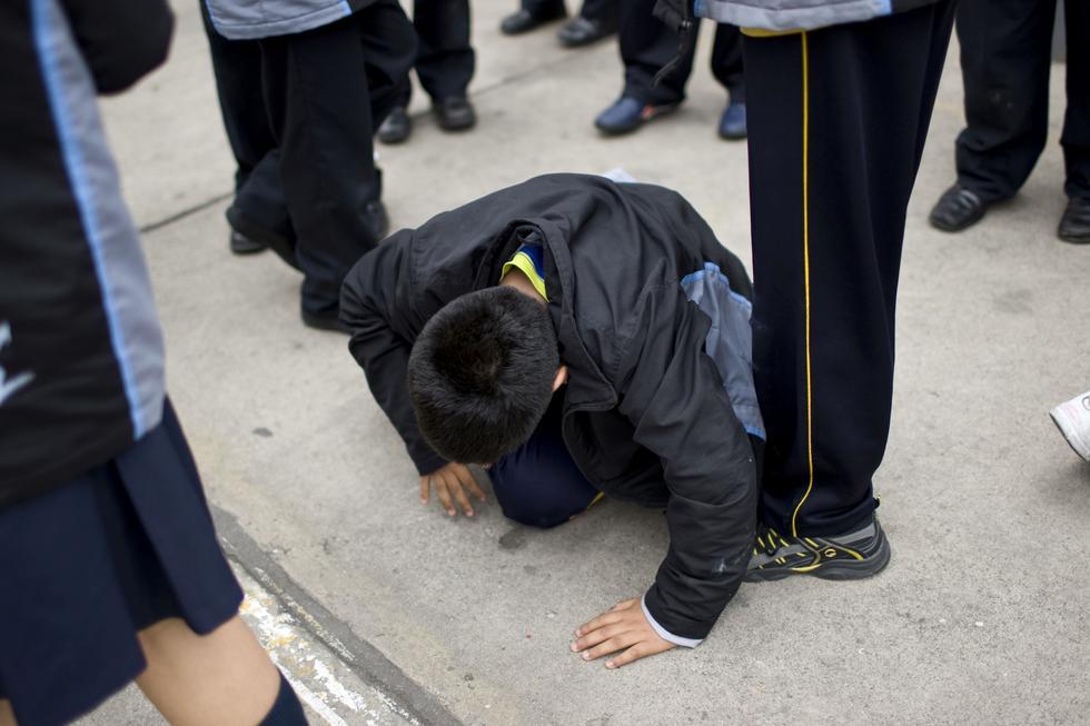 Cinco regiones del norte se ubican entre las 10 primeras del país con casos de bullying.