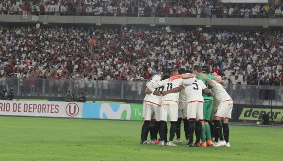 Universitario y Unión Comercio jugarán un duelo clave en el Estadio Nacional. (Foto: Universitario de Deportes)