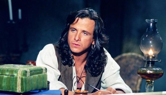 Eduardo Palomo tuvo el papel de Juan del Diablo, aquel muchacho de personalidad rebelde y conflictiva. (Foto: Televisa)