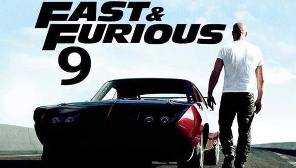 """""""Rápidos y furiosos 9"""" (""""Fast and Furious 9″) estaba programada para llegar a los cines de todo el mundo el 2 de abril de 2021, sin embargo fue retrasada nuevamente. (Foto: Universal Pictures)"""