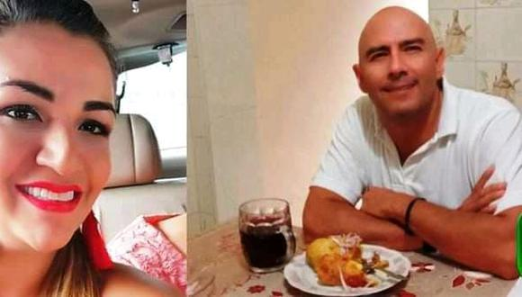 Este es César Óscar La Barrera Martínez, quien es buscado por la Policía por el feminicidio de la empresaria Jenny Rojas Aranda y de la hija de esta de 11 años.