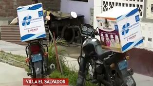 Repartidor de medicamentos fue baleado tras resistirse a robo en Villa El Salvador