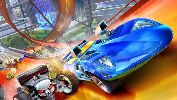 'Hot Wheels Unleashed' llegará en formato multiplataforma.
