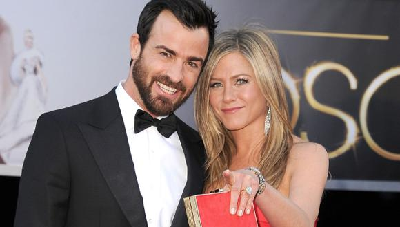 Jennifer Aniston estaría con cuatro meses de embarazó de su pareja Justin Theroux. (USI)