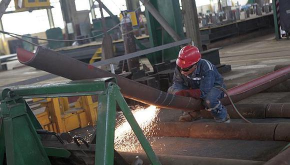 El sector industrial se verá impulsado por un mayor desarrollo de la industria peruana. (Foto: GEC)