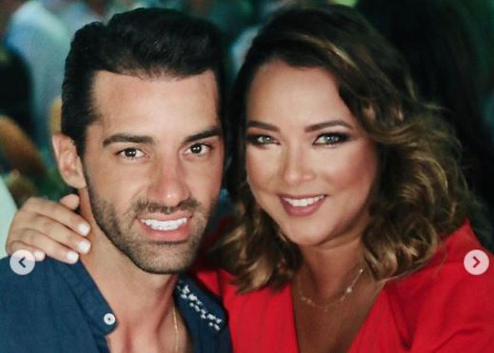 Adamari Lopez y Toni Costa. (Foto: @adamarilopez)