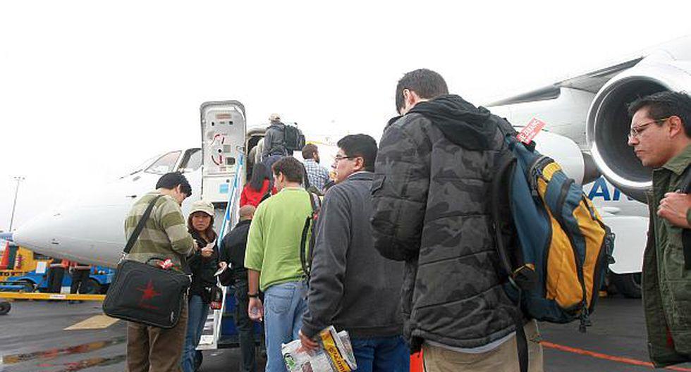 Corpac brinda servicios de navegación aérea a todos los aeropuertos del Perú. (Foto: USI)