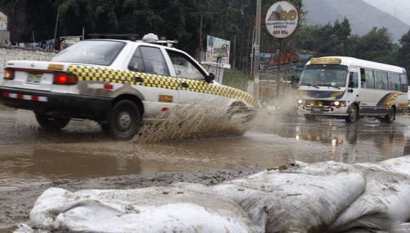 Prorrogan Estado de Emergencia en 68 distritos por intensas lluvias. (USI)