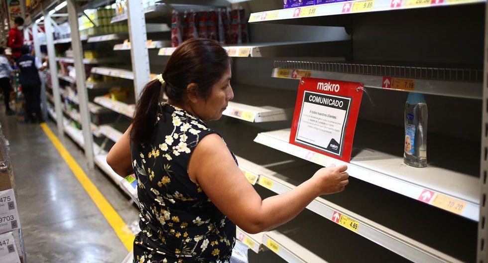 La CCL invocó a no agotar el stock de productos ni seguirle el juego a los especuladores de precios. (Foto: GEC)