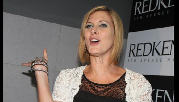 Actriz Leslie Stewart rompe la cuarentena en Surco y Miraflores. (GEC)