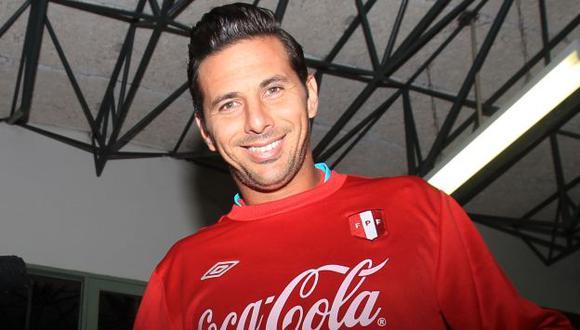 Claudio Pizarro resaltó el desempeño de los juveniles. (USI)