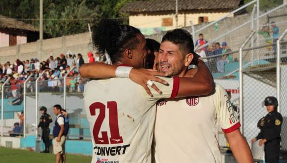 Real Garcilaso (4°) y UTC (9°) se enfrentan por la fecha 15 de la Liga 1.  (Foto: @clubUTC.pe)
