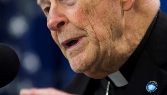 La Congregación para la Doctrina de la Fe considera a McCarrick culpable de abusos a menores y a adultos con la agravante de abusos de poder. (Foto: EFE)