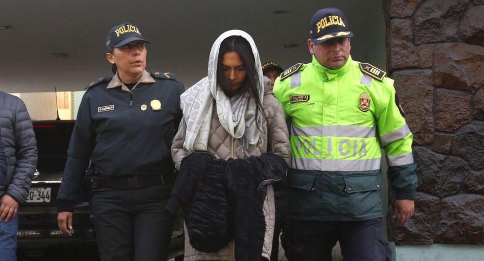 El pasado viernes 11 de octubre, Melisa Gonzalez Gagliuffi, de 33 años, arrolló a tres jóvenes que caminaban en la vereda de la cuadra 9 de la avenida Javier Prado Oeste (Foto: GEC)