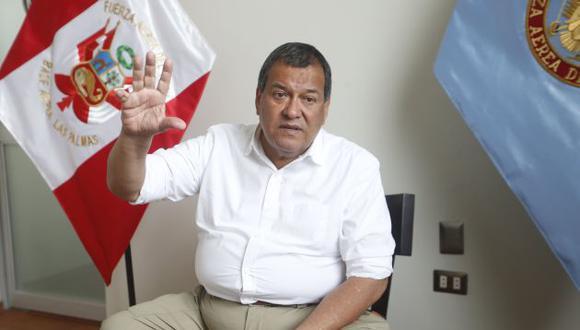 Ministro Jorge Nieto destaca capacidad de diálogo del gobierno a pocas horas de jurar el nuevo gabinete.