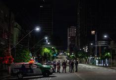 Brasil: Toque de queda por colapso de hospitales en el estado de Amazonas  [FOTOS]