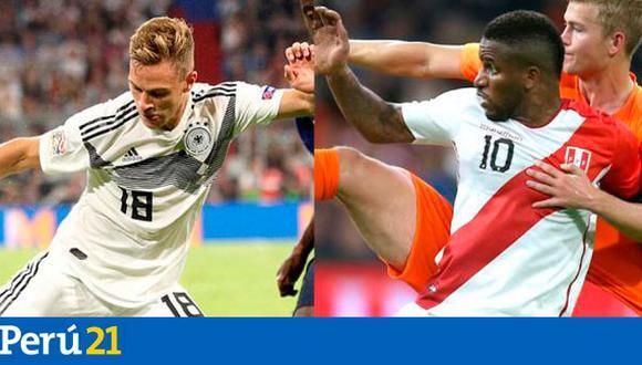 Perú vs. Alemania jugarán por primera vez desde 1936. (Fotos: DFB / Fernando Sangama)