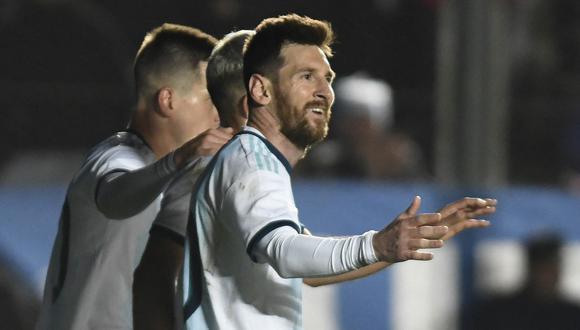 Argentina vs. Colombia: encuentro de pronóstico reservado. (AFP)