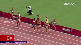 Atleta holandesa se cae, se levanta y logra hazaña en Tokio 2020
