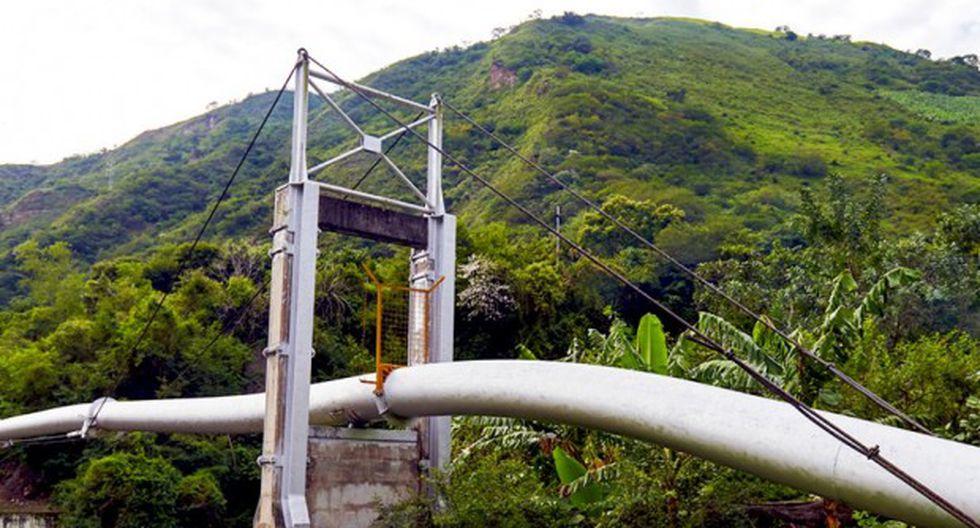 La toma de la Estación 5 se mantiene. (Foto: Petroperú)