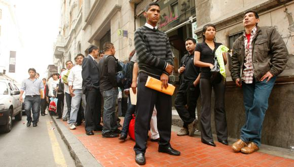 Desocupación en América Latina aumentará 0.5% en el 2015, según la OIT (Gestión)