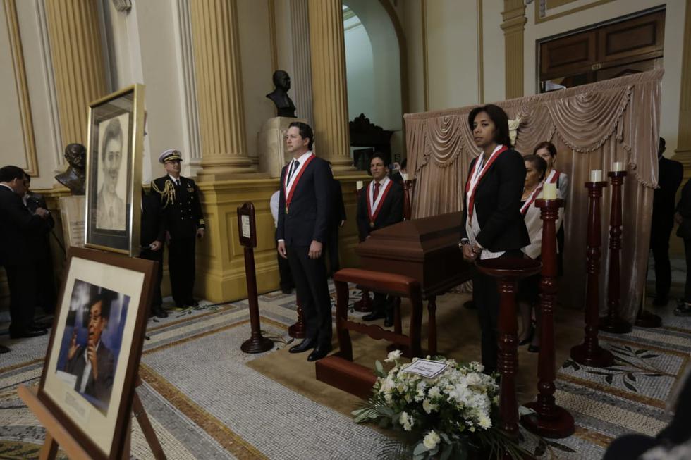 Enrique Bernales falleció el sábado a los 79 años. (Anthony Niño de Guzmán)