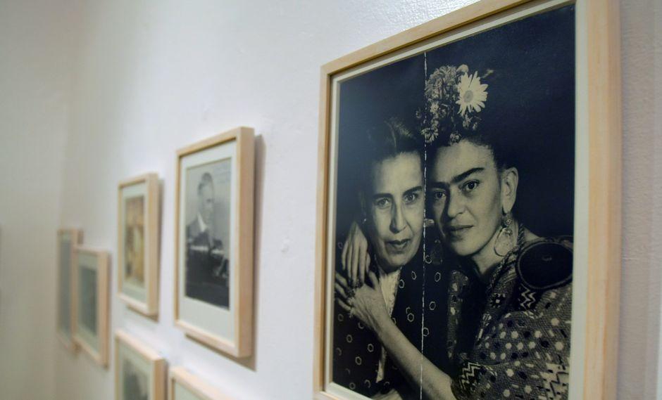 Fue el ministerio de Cultura mexicano el que informó y analizó el supuesto audio donde se escucha la voz de Frida Kahlo. (Foto: AFP)
