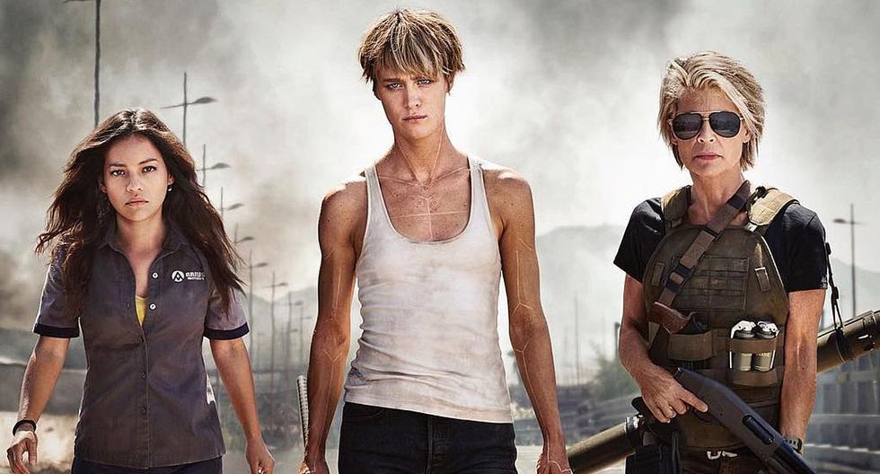 """""""Terminator: Dark Fate"""" revela nuevo adelanto en el Comic Con de San Diego. (Foto: Paramount Pictures)"""