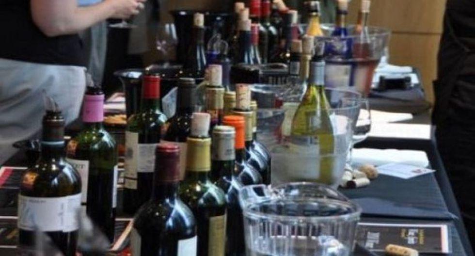 Bebidas alcohólicas ilegales en Perú. (Foto: USI)