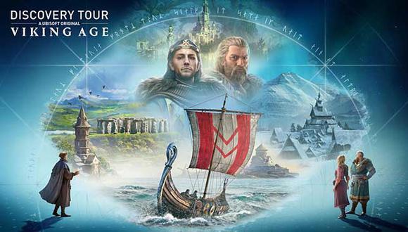 El 'Discovery Tour de Assassin's Creed Valhalla' permitirá conocer más detalles históricos de la época en la que se desarrolló la trama del título.